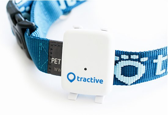 tractive gps tracker product shot 2